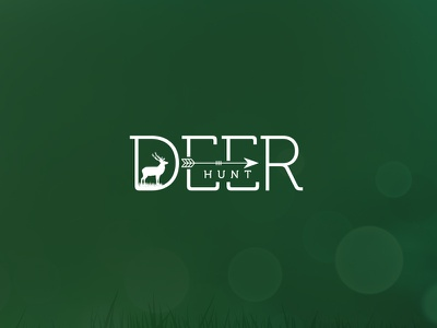 Deer Logo mohsin $50 logo deer hunt logo wild logo deer logo logo design logo designer