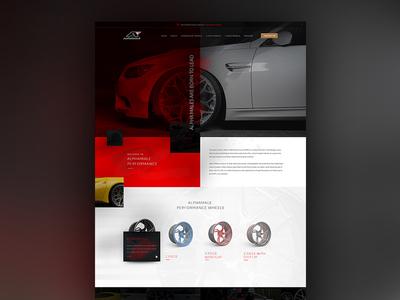 AutoWheel Website