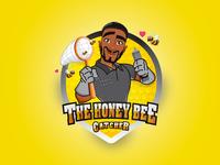 Honeybee Catcher Logo