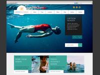 Vacation Web Design