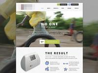 Diagnostics Company Website