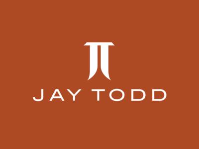Jay Todd Logo Design brand mark identity logo design