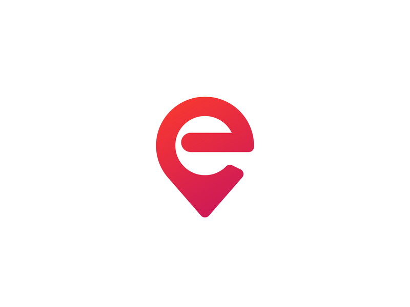 e + position logo design sale premade icon ui ux logo illustration design branding brand