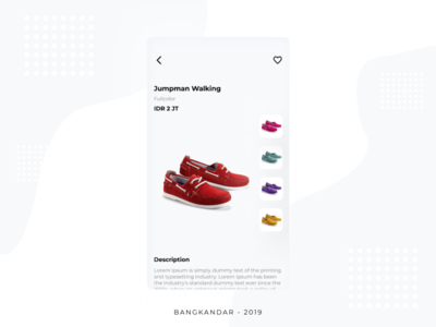 Shoes Product App
