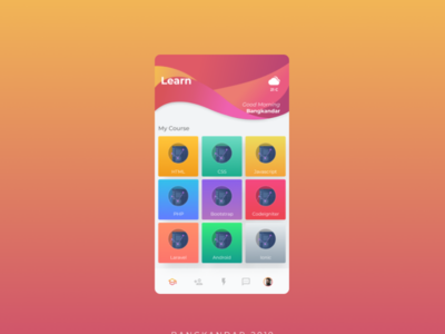 My Course Apps