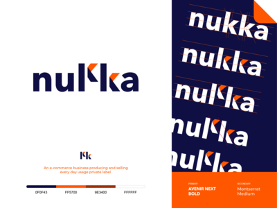Nukka Logo Concept Proposal