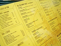 Vagabonds menu large