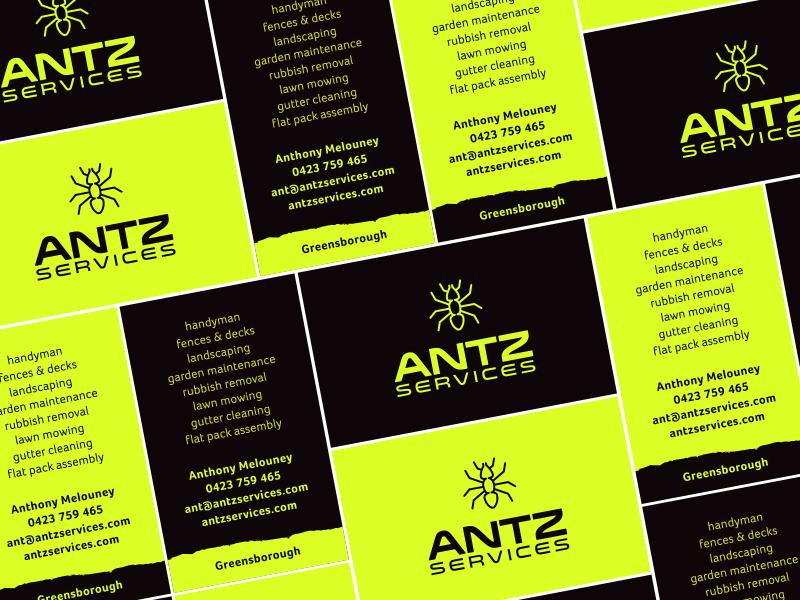 Antzbusinesscard