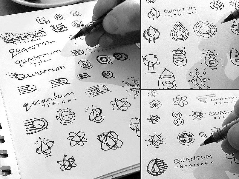 Qh sketches