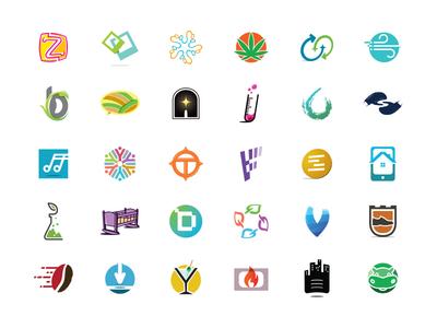Logo Marks 2 sale marks mark logo idea icon domain design concept buy