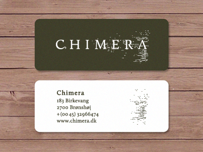 Chimera cards