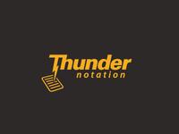 Thunder Notation