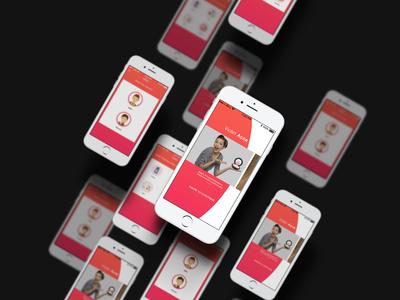 Violet Acne App