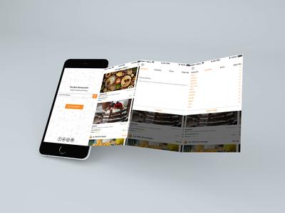 Search Restaurants App