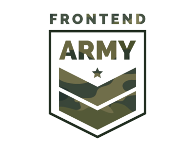 frontend.army logo