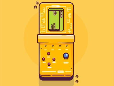 game graphic design art graphics design illustrator logo icon flat design vector illustration
