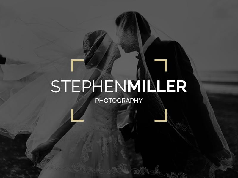Stephen Miller Photography Logo By Tanita On Dribbble