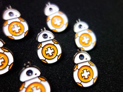 BB-8 Lapel Pins