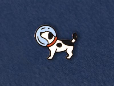 Laika the Space Dog.