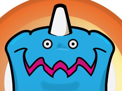 Kaiju Kids Club character design cute illustration character monster kaiju