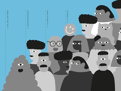 Precisamos falar sobre work social illustrator illustration