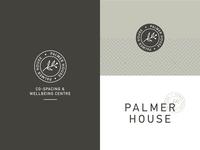 Palmer House Branding