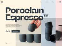 Porcelain Espresso