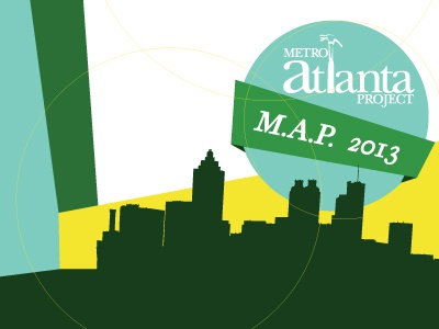 Guidebook Cover idea metro atlanta project
