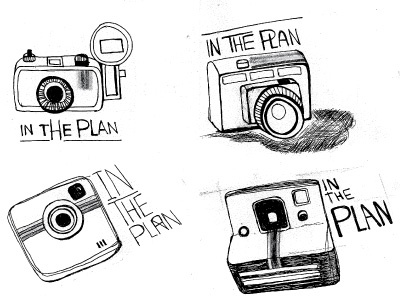 In the Plan m.a.p camera logo