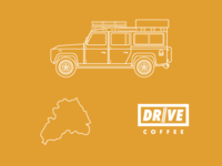 Drive Coffee Trophy