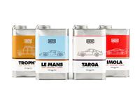 Drive Coffee Packaging