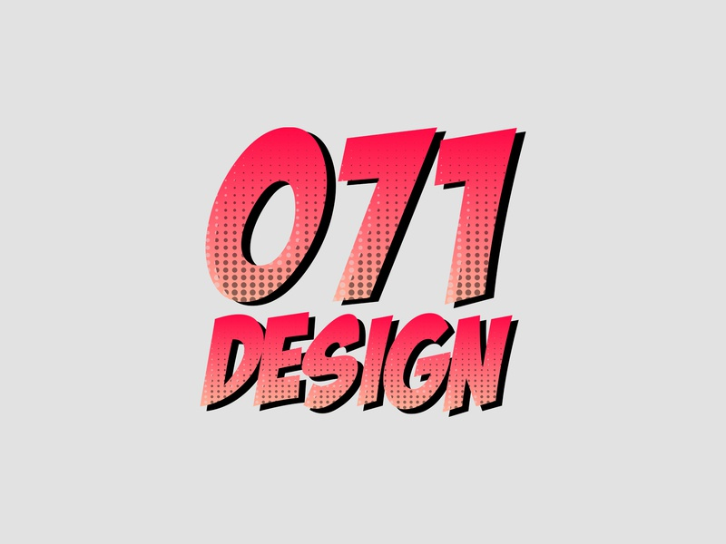 071 Design lettering website minimal logo desing cartoon typography app artwork icon digital art ui logo ux graphic illustration adobe illustrator branding vector design graphic design