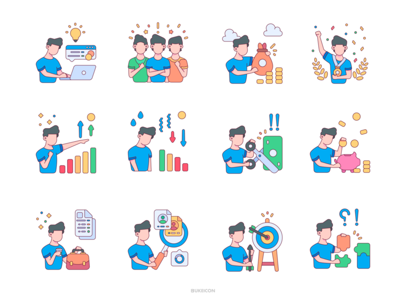 Business and finance iconset - Buha Collection best icon best design illustration character infographic icon app iconfinder ui iconography icons pack icons iconsets indonesia imambuke bukeicon iconset icon guideicon besticons besticon