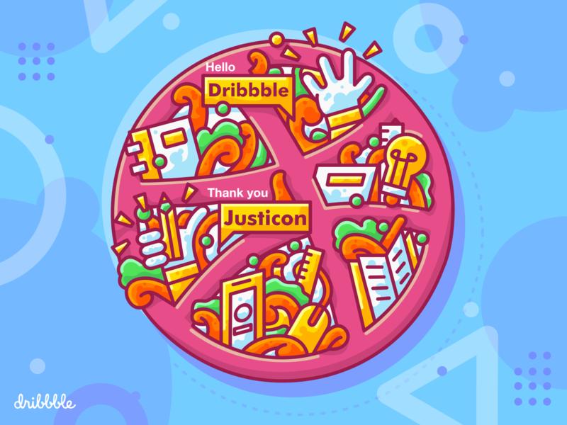 First Shoot BukeIcon flat web ui illustration icon