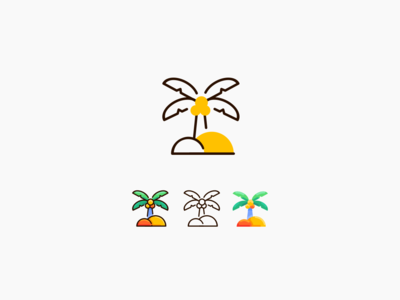 Summer Vol 1 - 4 style - bukeicon app iconset webdesign indonesia mobile web iconfinder gorontalo coconut beach summer icon set icon design ui graphicdesign iconography icons pack icon icons bukeicon