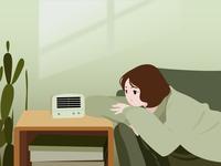 afternoon-listen music