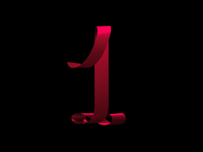 Numeral 1