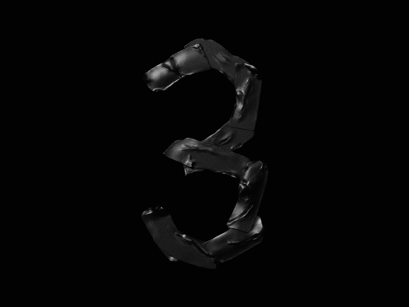 Numeral 3