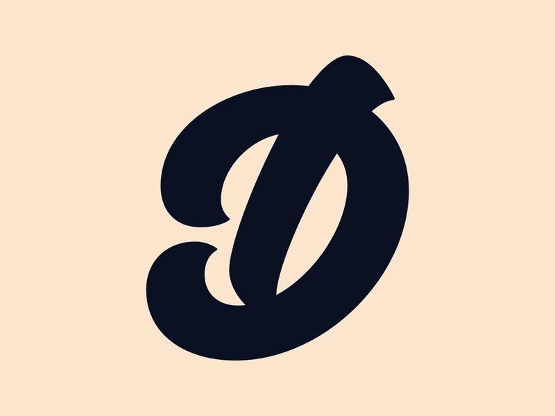 D — 36daysoftype vector design dailylogochallenge daily lettering daily render casual script sign painter brush script lettering challenge 36daysoftype type design 3d type typography handlettering type lettering artist graphic design custom type custom lettering lettering