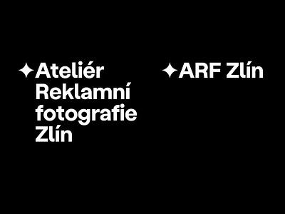 Advertising Photography Studio Zlin logo zlín zlin branding typography design vector czech republic czechia czech