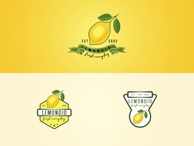 Lemon logo design design app helthy fresh food nature fruit logo nature logo designs logodesignchallenge logodesign minimal branding 2020 trend logotype minimalist brand design design lemon logo design lemon logo design lemon logo