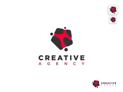 Creative Agency Logo Design vector monogram abcedfghijklmop unique logo marketing sing logo designer branding identity agency company logo business graphic design creative logo logo logodesign branding brand design logotype