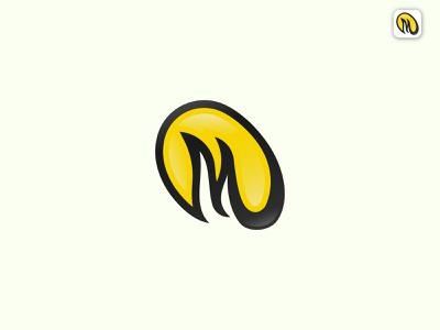 Modern M logo Mark m idea concept company business logo m logo modern m vector illustration logodesign motion graphics graphic design ui minimalist design branding brand design logotype logo