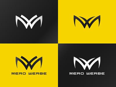 WM/MW Logo mark logo creation mw logo wm logo wmmw company logo design creative logo modern logo ui vector illustration logodesign minimalist design branding logotype brand design logo