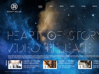 Music group website