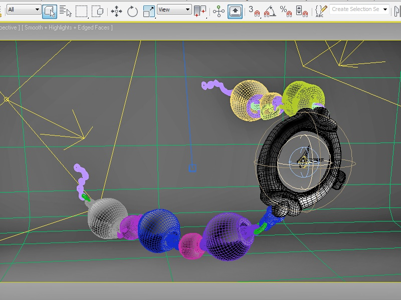 3d watches model 3d watches making of