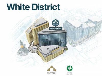 White District web design