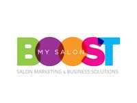 Boost My Salon Logo v2