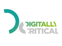 Digitally Critical logo, from the cutting room floor