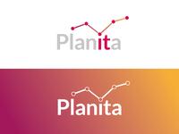 Planita Logo Concept